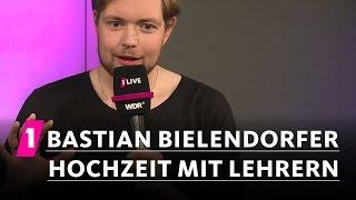Bastian Bielendörfer: Hochzeit mit Lehrerpublikum