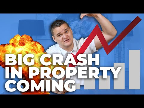THE PROPERTY CRASH IS COMING!