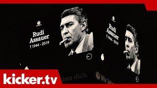 Malocher, Macho, Macher - Erinnerungen an Rudi Assauer | kicker.tv