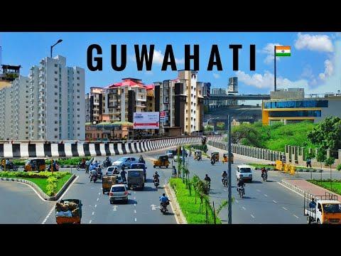 Go Guwahati Go - Guwahati City Hyperlapse & Timelapse || Guwahati || Assam || India || Plenty Facts