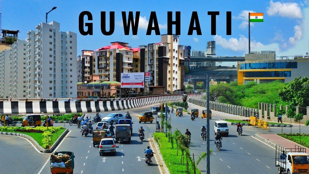 Download Go Guwahati Go - Guwahati City Hyperlapse & Timelapse    Guwahati    Assam    India    Plenty Facts