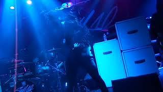 Sylar Dark Daze Issues Headspace Tour @Ritz Raleigh 9/29/17