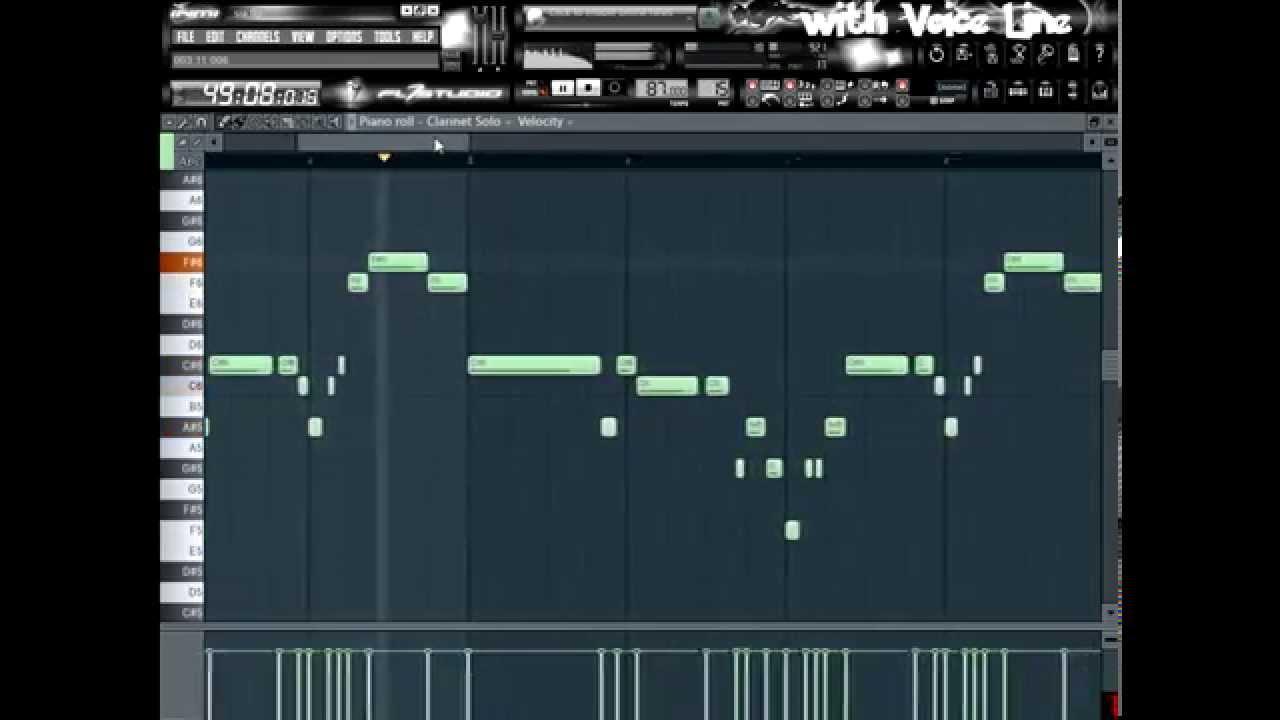 Sia - Chandelier FL Studio Instrumental/karaoke - YouTube
