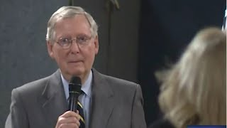 TRUMP REVENGE! MITCH MCCONNELL JUST GOT VERY BAD NEWS ABOUT HIS FUTURE IN THE SENATE!