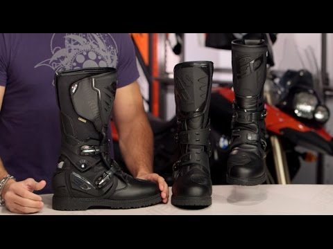 Sidi Adventure 2 Gore Tex Boots Review At Revzilla Com