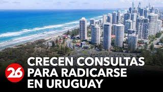Canal 26 - Cada vez más argentinos quieren radicarse en Uruguay cмотреть видео онлайн бесплатно в высоком качестве - HDVIDEO