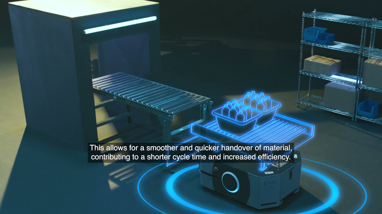 OMRON FLOW Core - Cell Alignment Positioning System (CAPS)