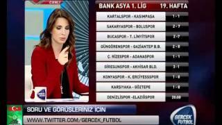 Bank Asya 1. Lig 19. Hafta Sonuçlar ve Puan Durumu.mp4