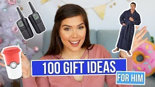 100 Christmas Gift Ideas For Him! - Boyfriend, Brother, Dad, Best Friend Etc. | Katerina Williams