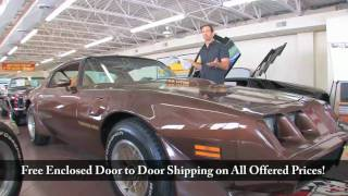 1979 Pontiac Trans Am For Sale At With Test Drive, Driving Sounds, And Walk Through Video