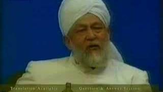 Islam - Q/A session - July 02, 1994 - Part 1 of 6