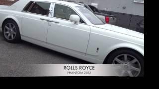Rolls Royce Two Tone Ghost 2012 Videos