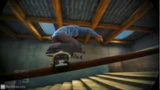 Skate: montage