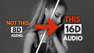 Baixar Ariana Grande - in my head (16D Audio)