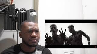 Machine Gun Kelly - Rap Devil Music Video Eminem Diss (REACTION)
