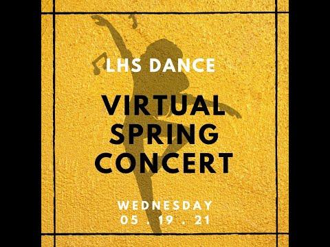 Lynwood High School Virtual Spring Dance Concert (2021)