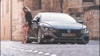"LISA YASMIN feat. AIRTEON | ""clean the VW Arteon"""