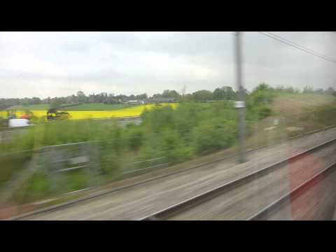 300km/h On The Eurostar To Brussels