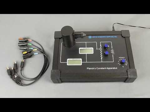 PLCN01 Planck's Constant Apparatus