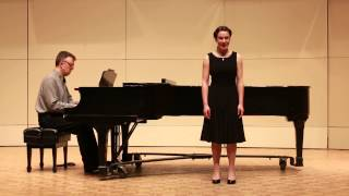 "Claire Griffin - ""If Music be the Food of Love"" (First Version) by Henry Purcell"