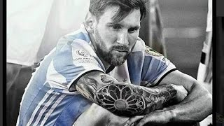 Lionel Messi 4 Finals With Argentina | 4 finales con Argenti...