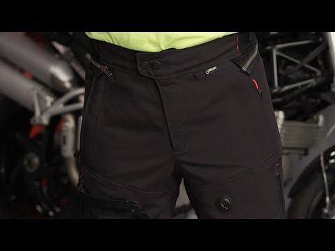 REV'IT! Poseidon GTX Pants Review at RevZilla.com