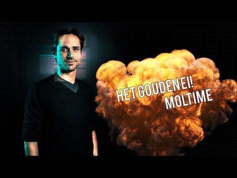 HET GOUDEN EI OF DE GOUDEN MOL? - MOLTIME #05