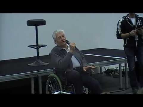 David Prowse Q&A-session (Sci-fi-mässan Stockholm)