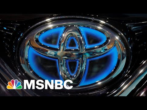 Toyota Defends Donations To Election Lie-Backing Republicans
