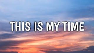 Gary Barlow - This Is My Time (Lyrics)