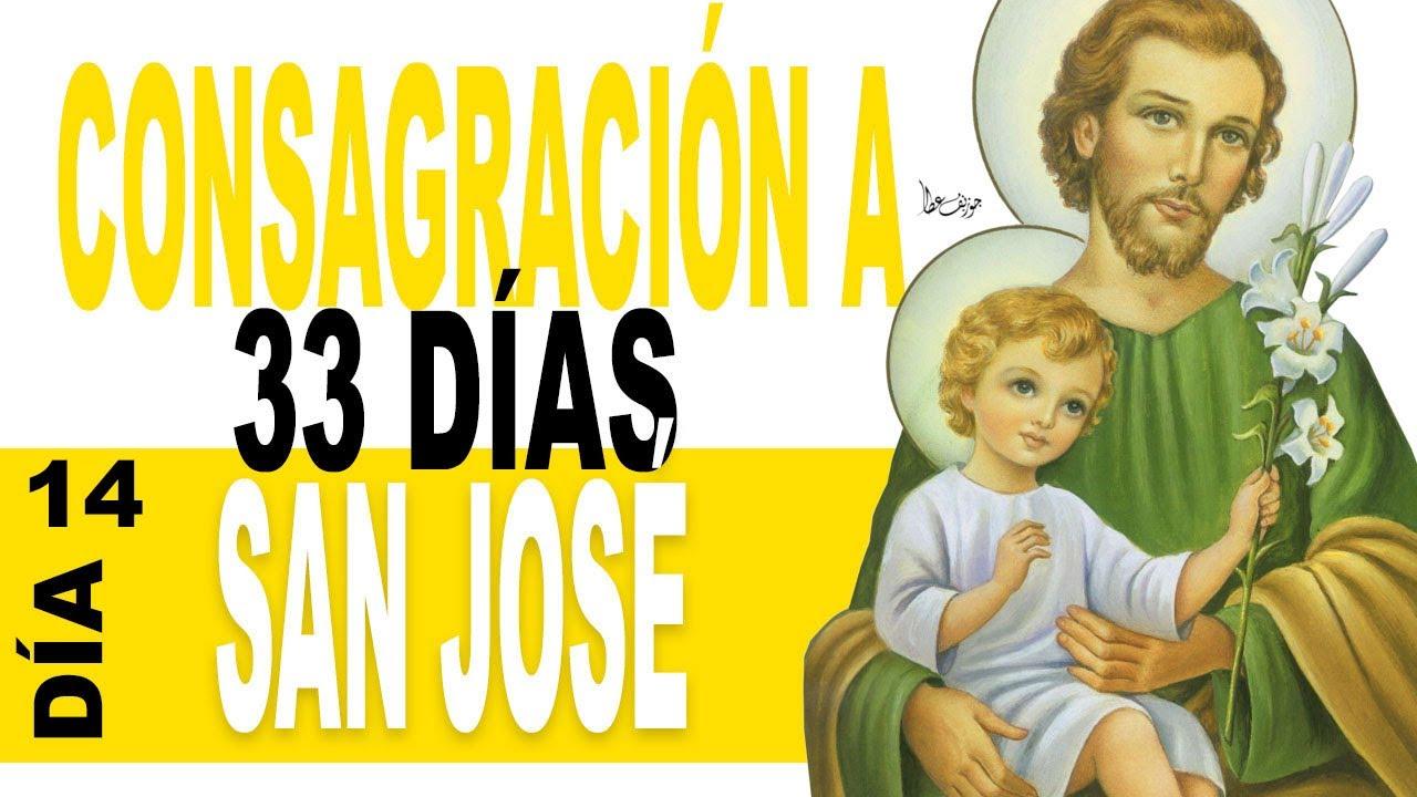 ✴️ Día 14 - 33 días de CONSAGRACIÓN A SAN JOSÉ 📌 La circuncisión de Jesús - Guillermo Serra