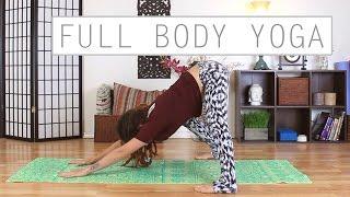 Full Body Stretch Yoga - 30 Minute Deep Stretch & Flexibility Sequence