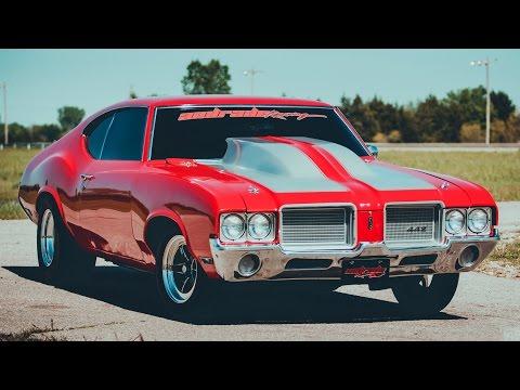 ANDRADE Senior - Nitrous Oldsmobile!