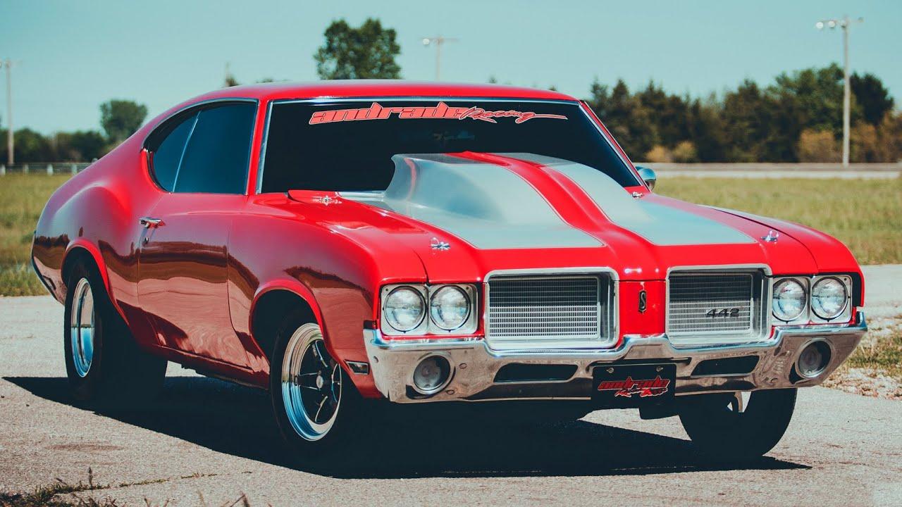Nos Car: Nitrous Oldsmobile!