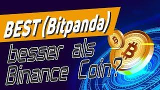 Heute Start: Ist BEST von Bitpanda besser als Binance Coin?
