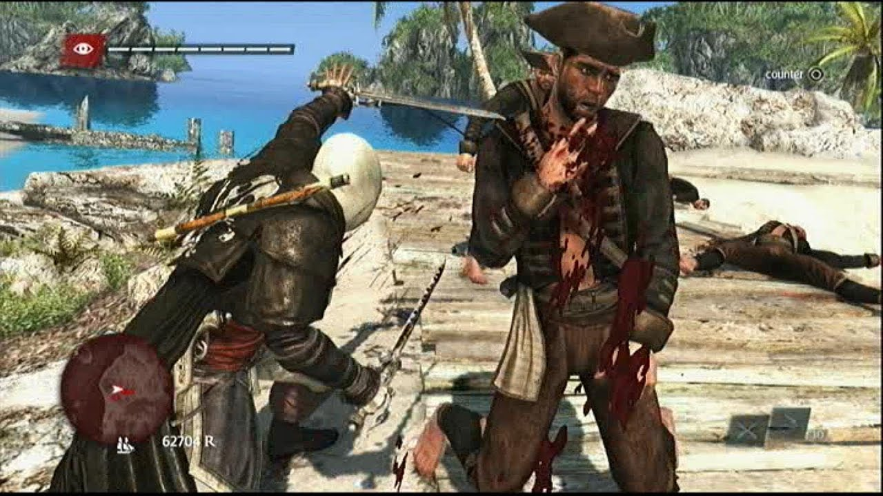 Assassin creed black flag unlock all weapons