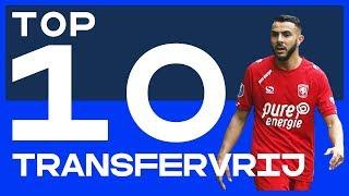 TOP 10 GOALS: Transfervrije spelers