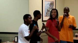 """Shai """"And if I ever fall in love gain"""" - cover by 4Shore"""
