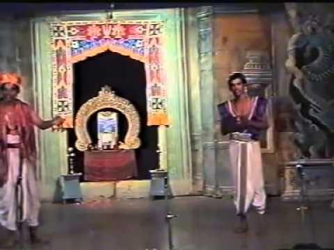 VEDANTHA DESIKA VIJAYAM NATAKAM PART 01 0F 04- Sanskrit