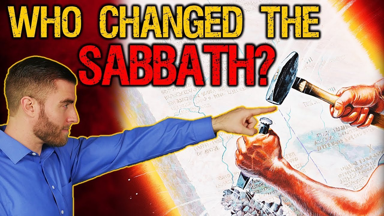 Who Changed the Sabbath, and WHY? (The REAL Story)