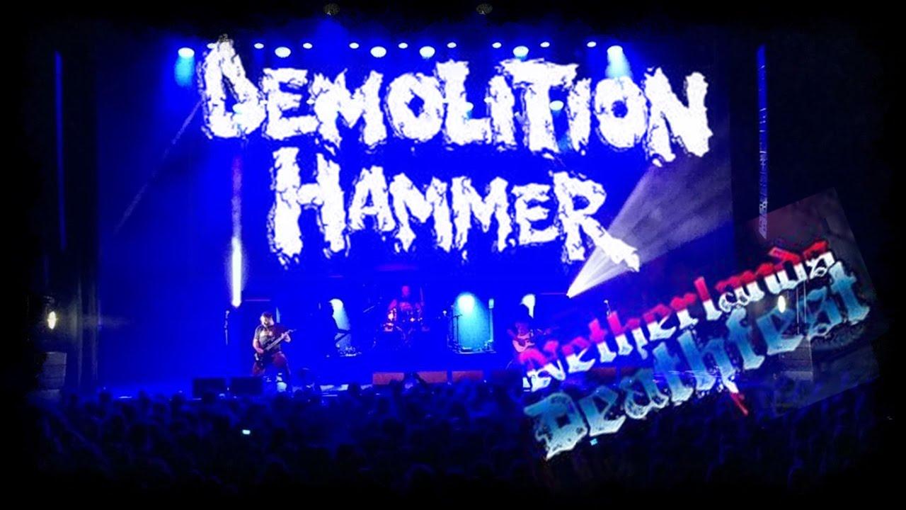 Demolition hammer bandcamp
