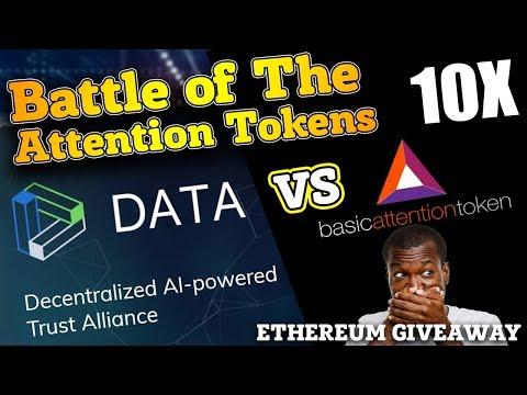 DATA DTA vs BAT Token - Start Team - XRP & Fenbushi Capital - HUGE POTENTIAL! 🚀🤑 @Blockchain_Data