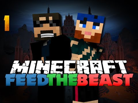 SSundee and Lancy -Feed The Beast Series
