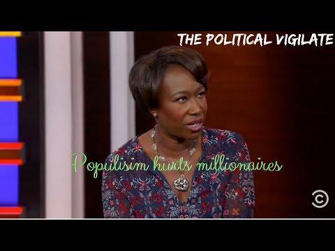 Joy Reid Can't Admit DNC Needs Progressives — The Political Vigilante
