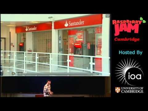 CamJam3 - Reverse SSH Tunnels -- Matthew Manning, Raspberry Pi IV Beginners