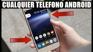 Como Tener Android 8 En Cualquier Teléfono Android Sin Root!!