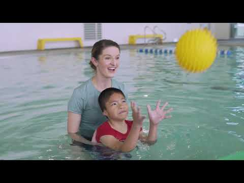 Creighton Pediatric Therapy - Aquatic Therapy