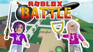 Roblox Battle 💣 / CLASH, SMASH, AND SLASH! 🗡
