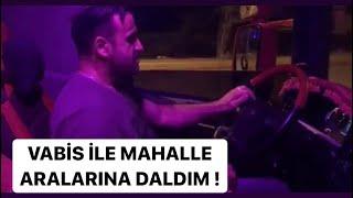 SCANİA VABİS İLE MAHALLE ARALARINA DALDIM...!