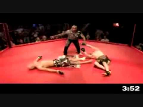 Scott Sloan - VIDEO: MMA Guys Knockout Each Other At The Same Time